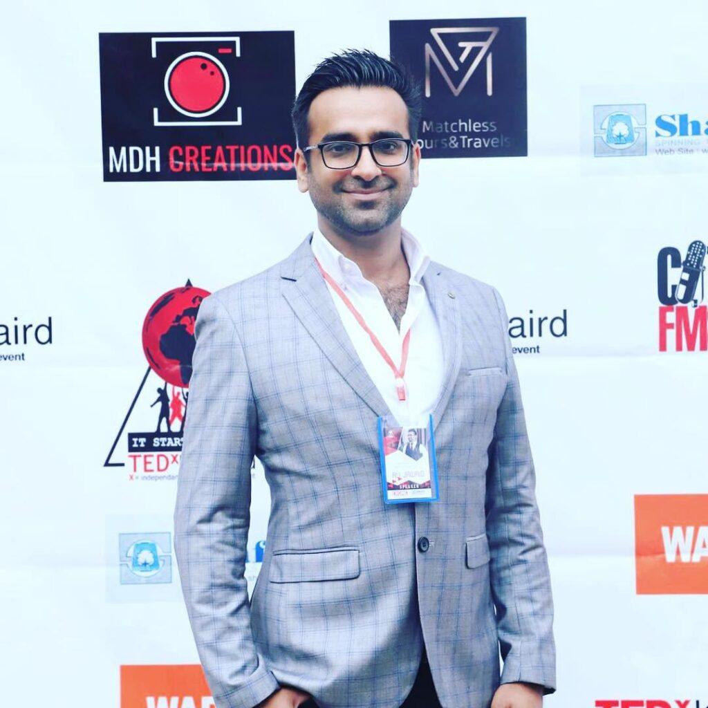 Dr. Ali Jawaid is a Pakistani-origin Neuroscientist