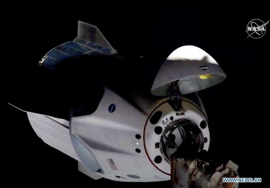 CREDIT: NASA TELEVISION