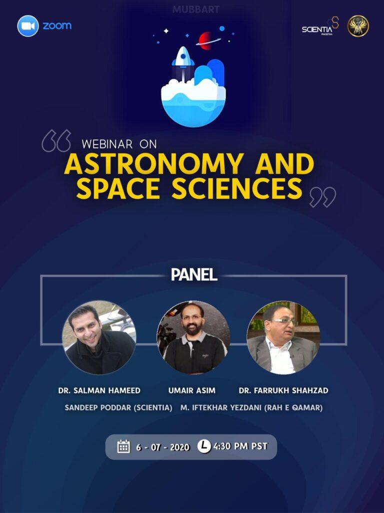 Astrophotgraphy webinar