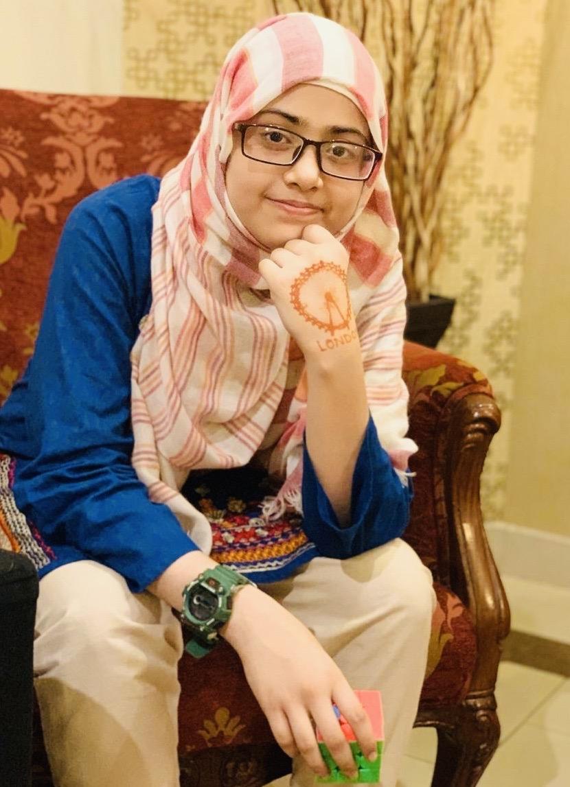Amna Fatima