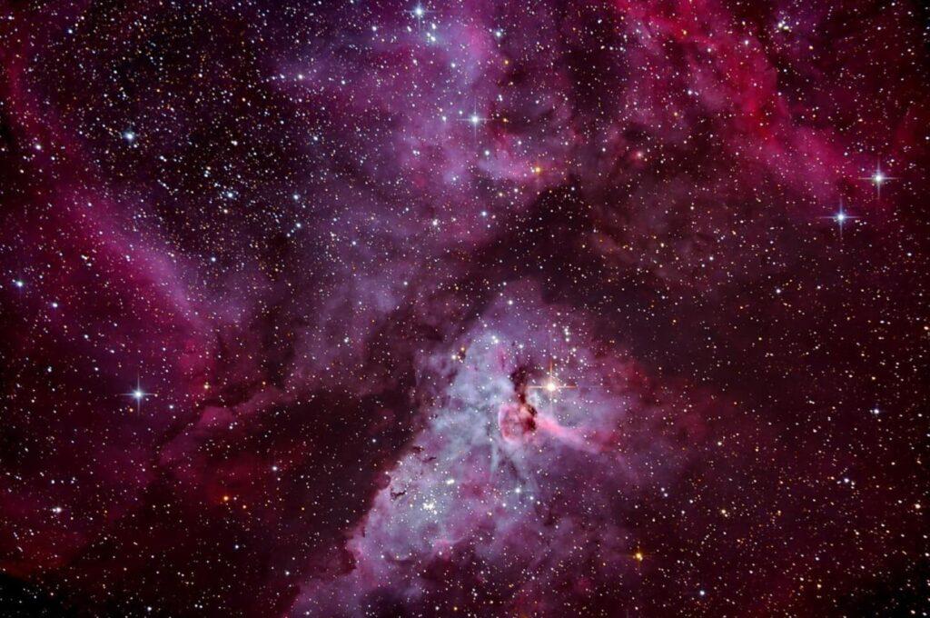 Waqar Haider - Australia - Carina Nebula
