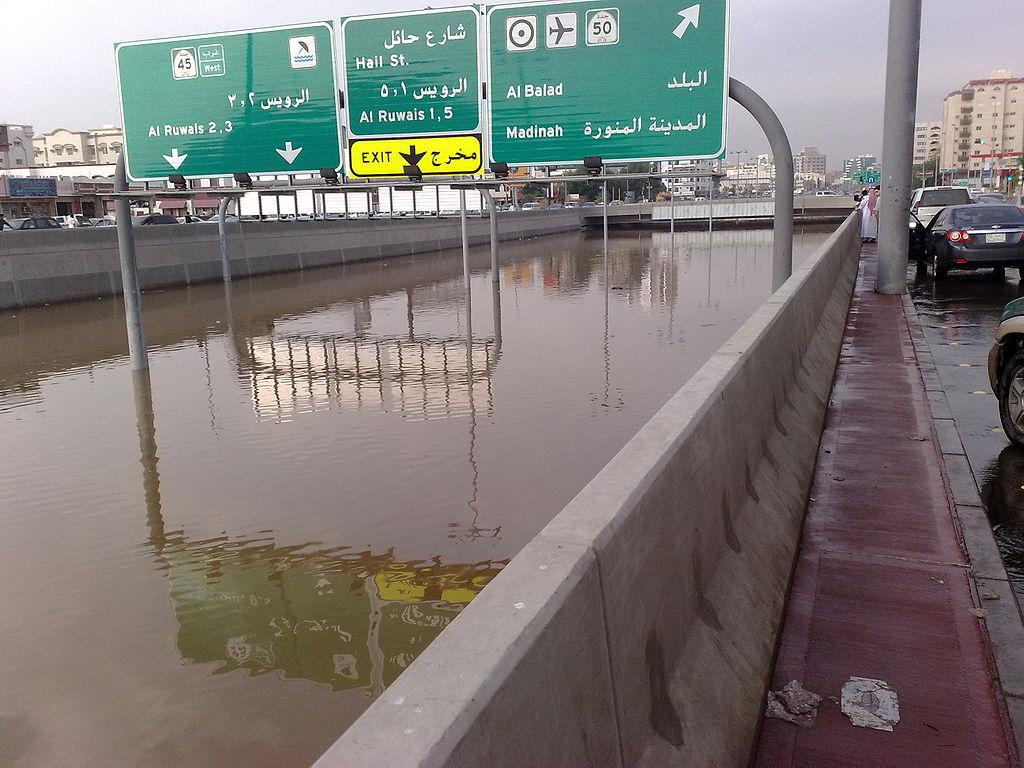 Jeddah Flood