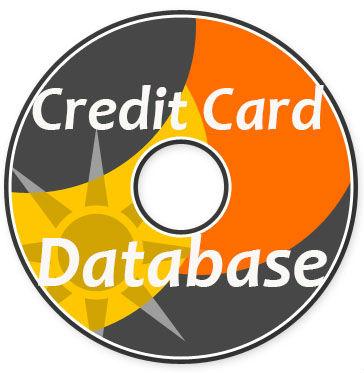 Credit Card Holders Database