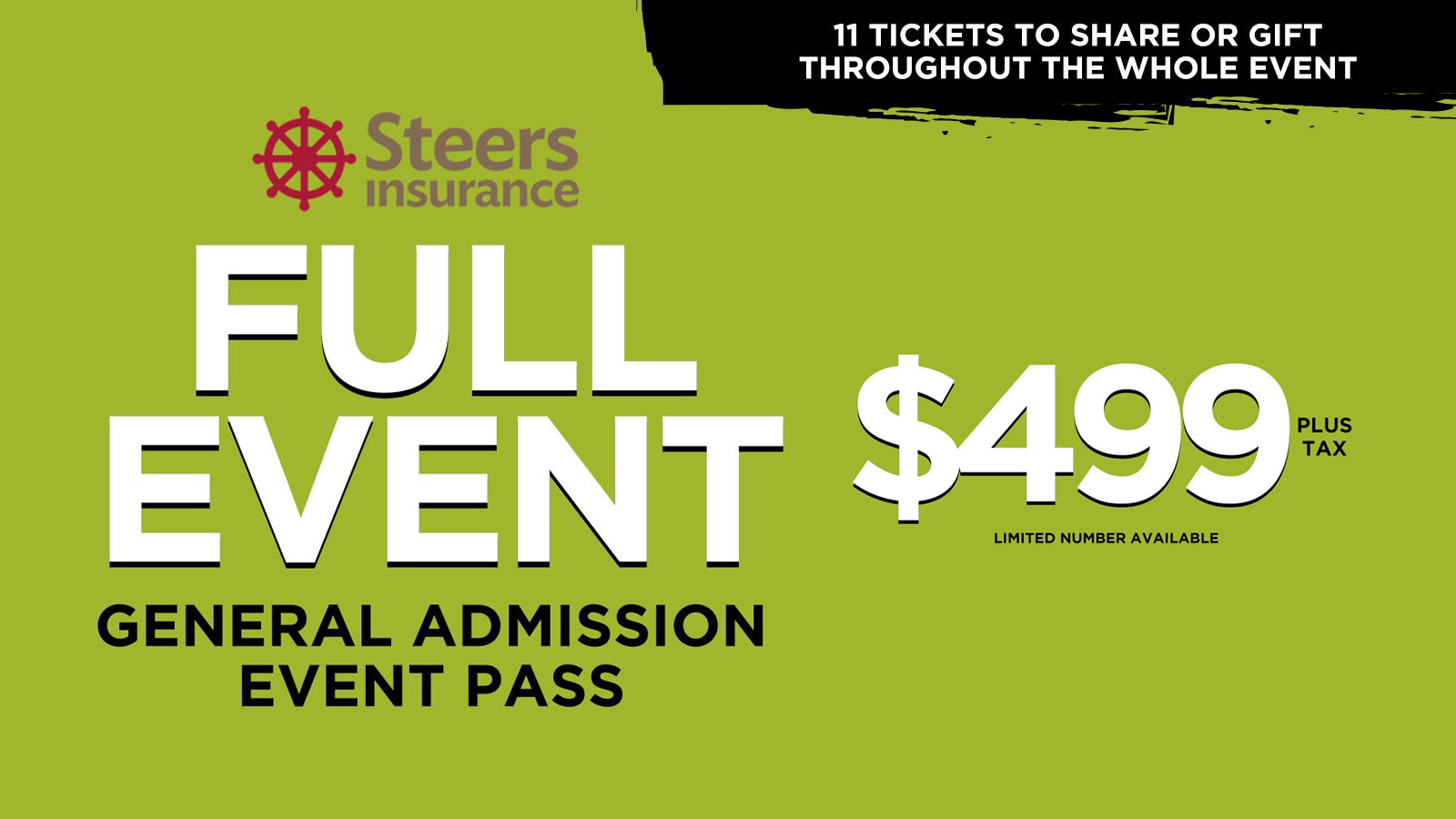 Steers Insurance Full Coverage Pass