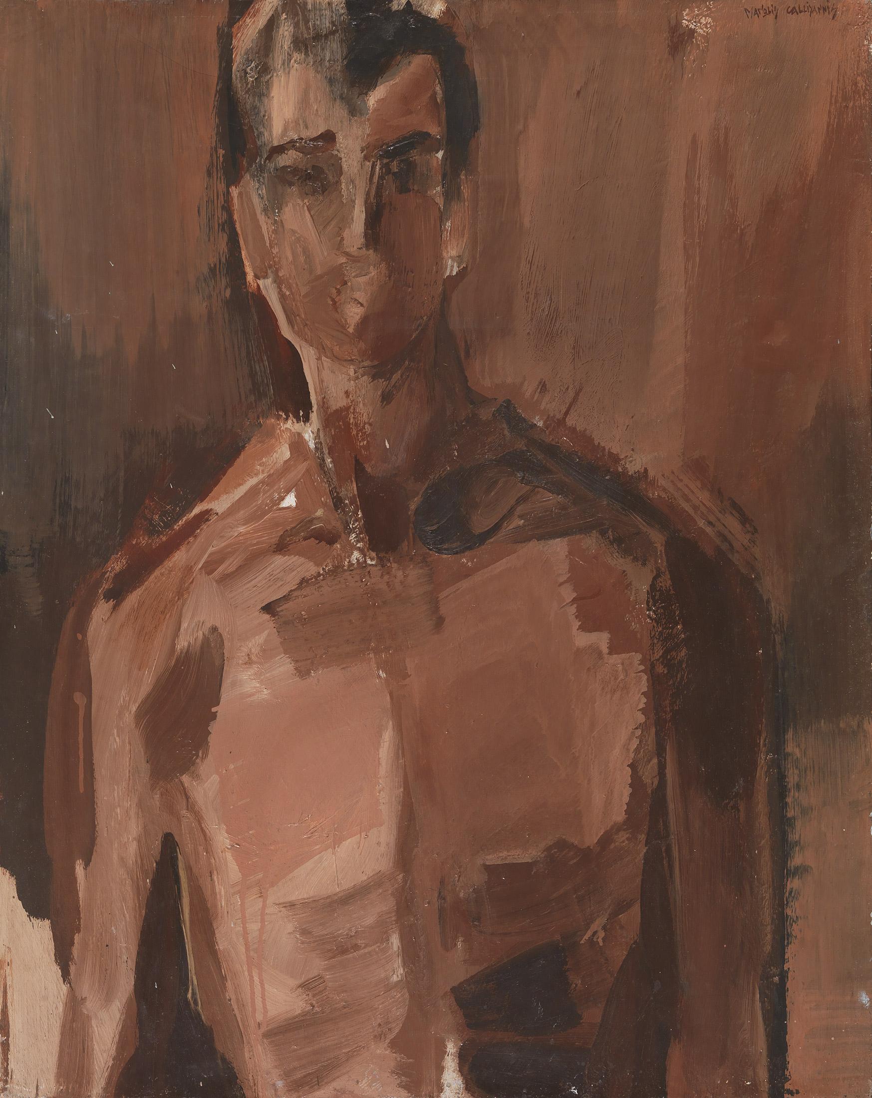 Manolis Calliyannis - Etude pour homme