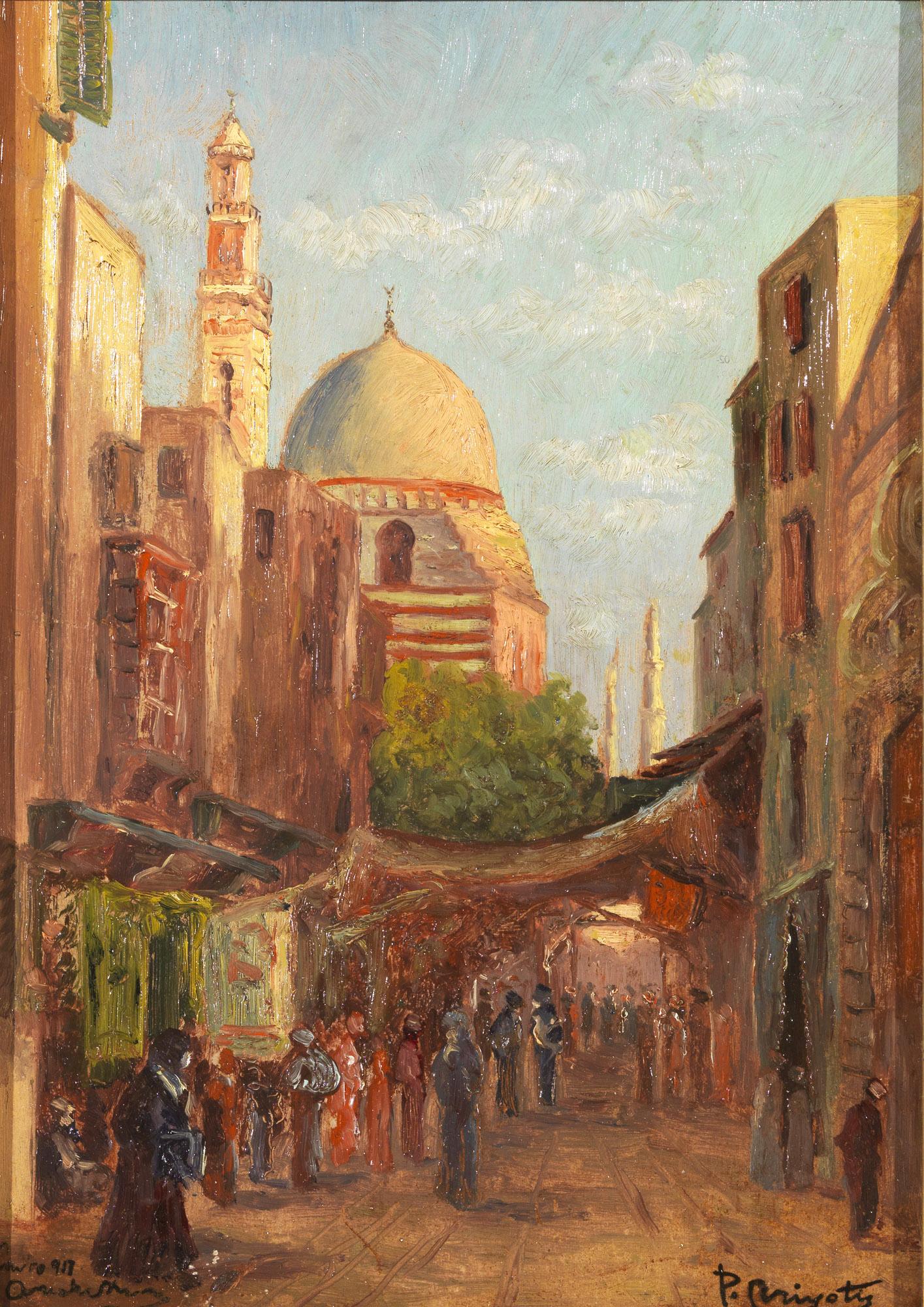 Pericles Tsirigotis - Cairo