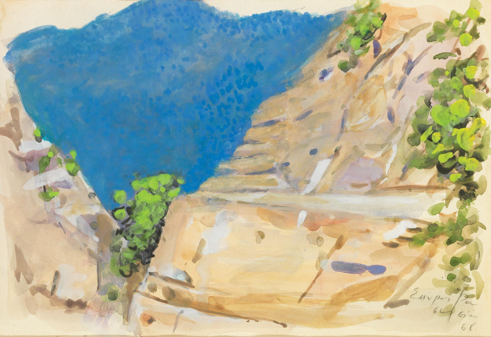 Spyros Vassiliou - The gorge of Prousos