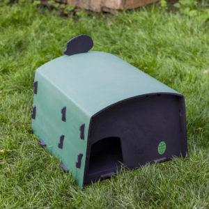 Eco Hedgehog Feeding Station