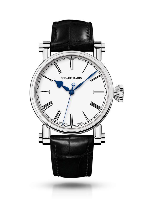 Resilience, the first watch designed by Peter
