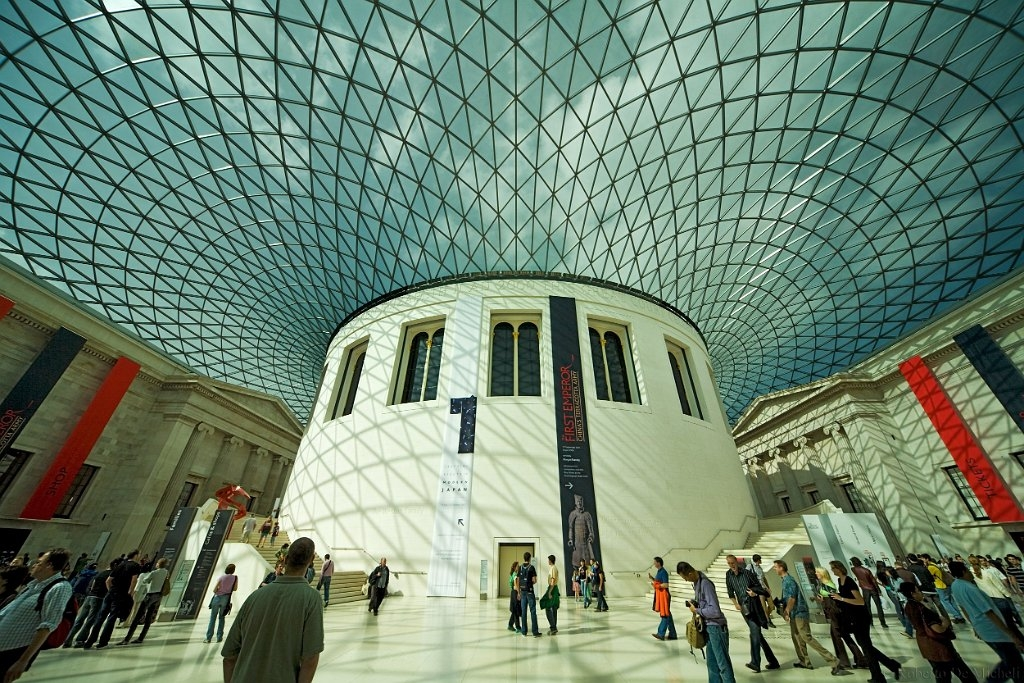 MrWatchMaster Visits: The British Museum – Time In Reserve