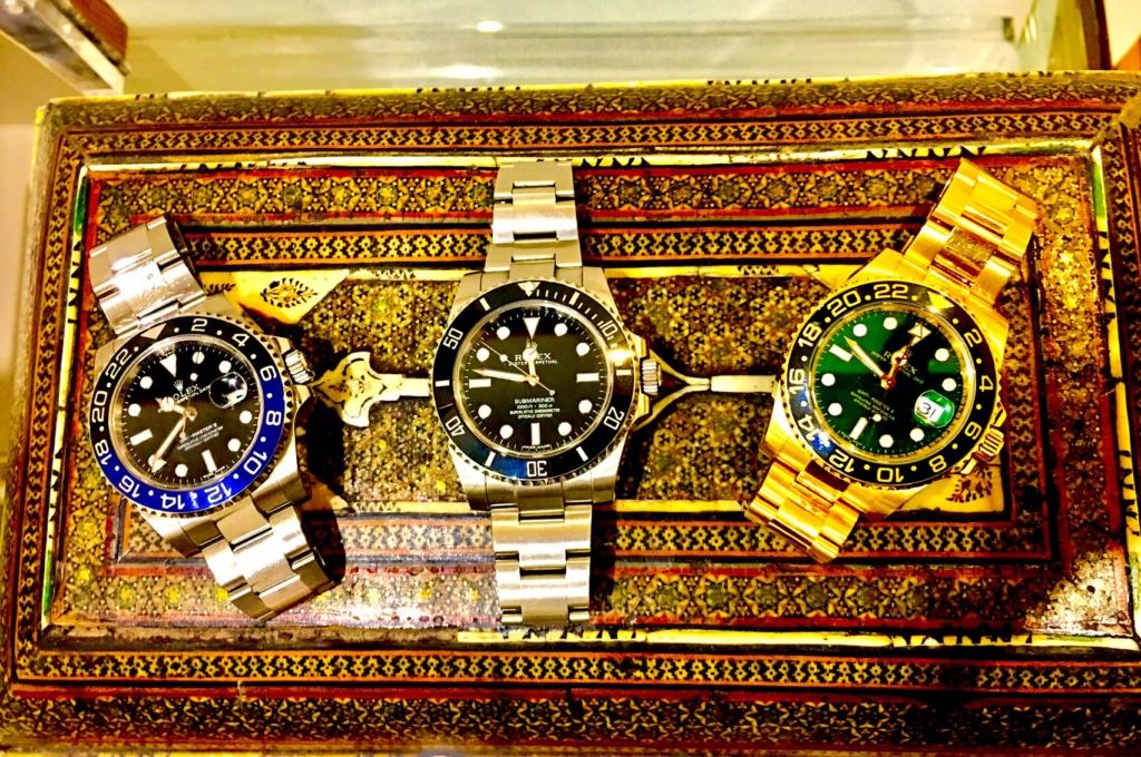 Collector's World: Dev – Gentleman Watch Collector