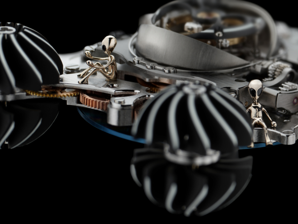 MrWatchMaster Opinion: MB&F Goes Alien