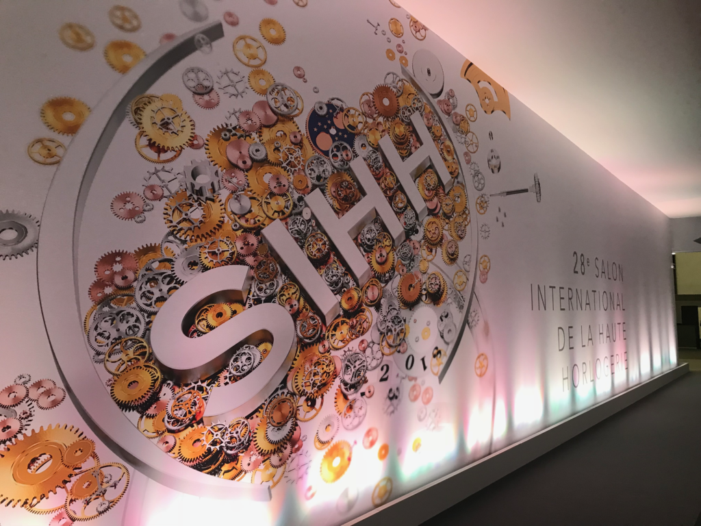 MrWatchMaster Visits…SIHH 2018
