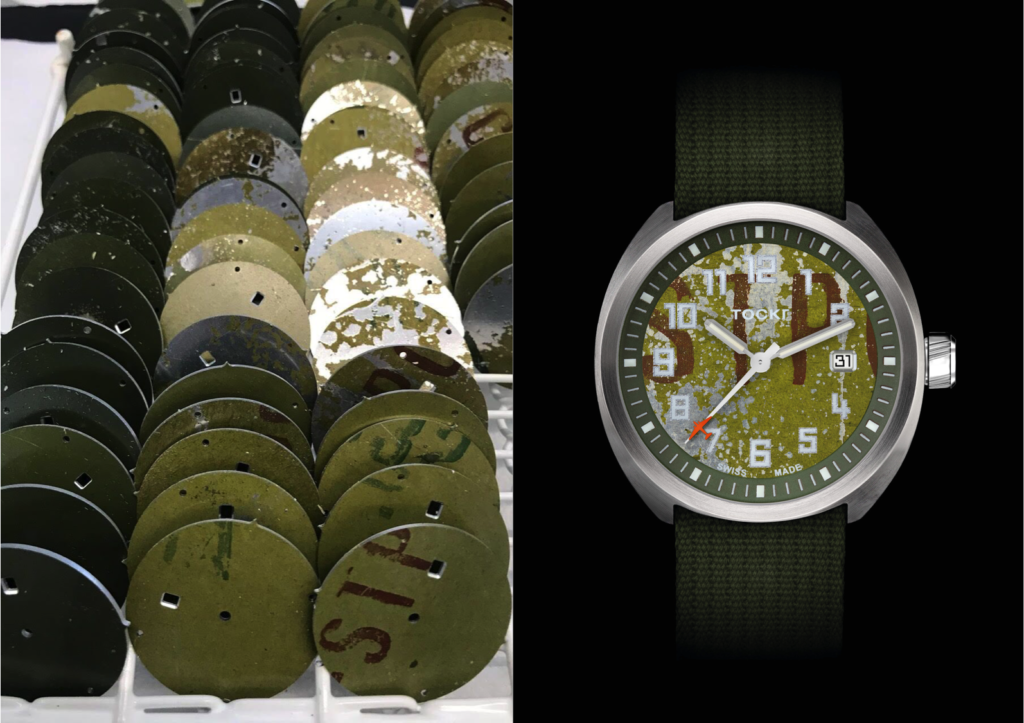 Tockr Creates D-Day Inspired Watch