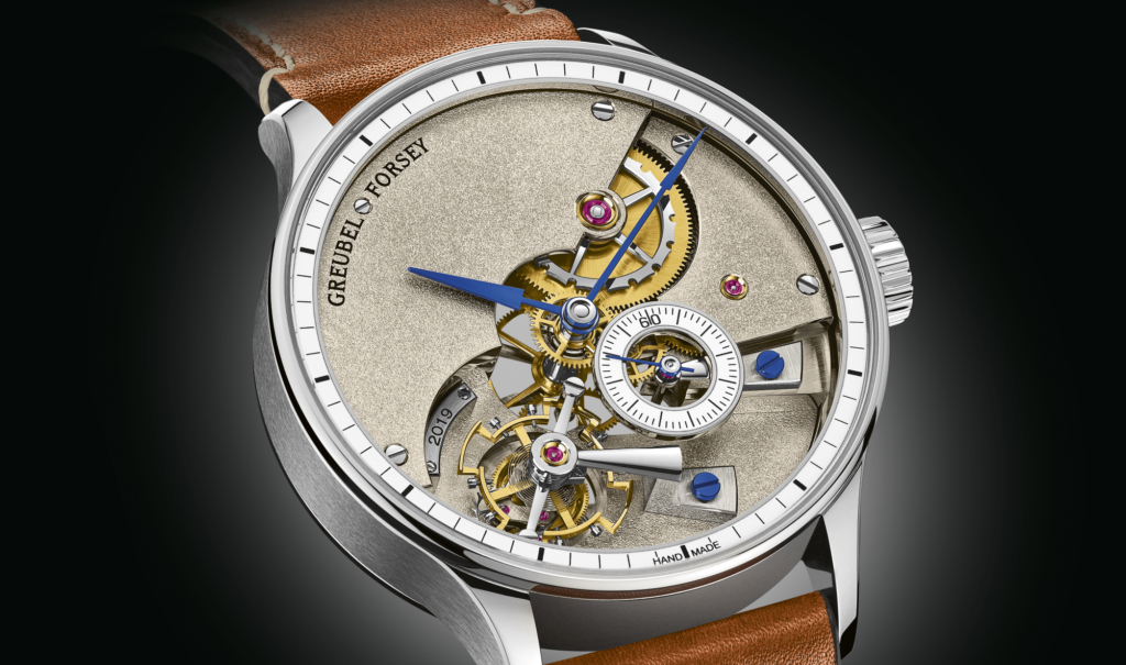 MrWatchMaster Opinion: Hand Made By Greubel Forsey