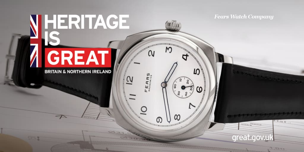 MrWatchMaster Opinion: Fears Hand Built In GREAT Britain