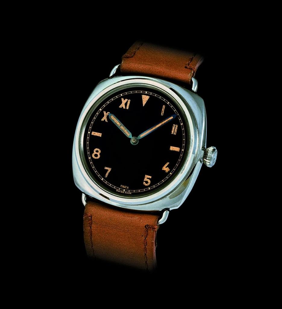 MrWatchMaster Opinion: Iconic Watches – Panerai Radiomir