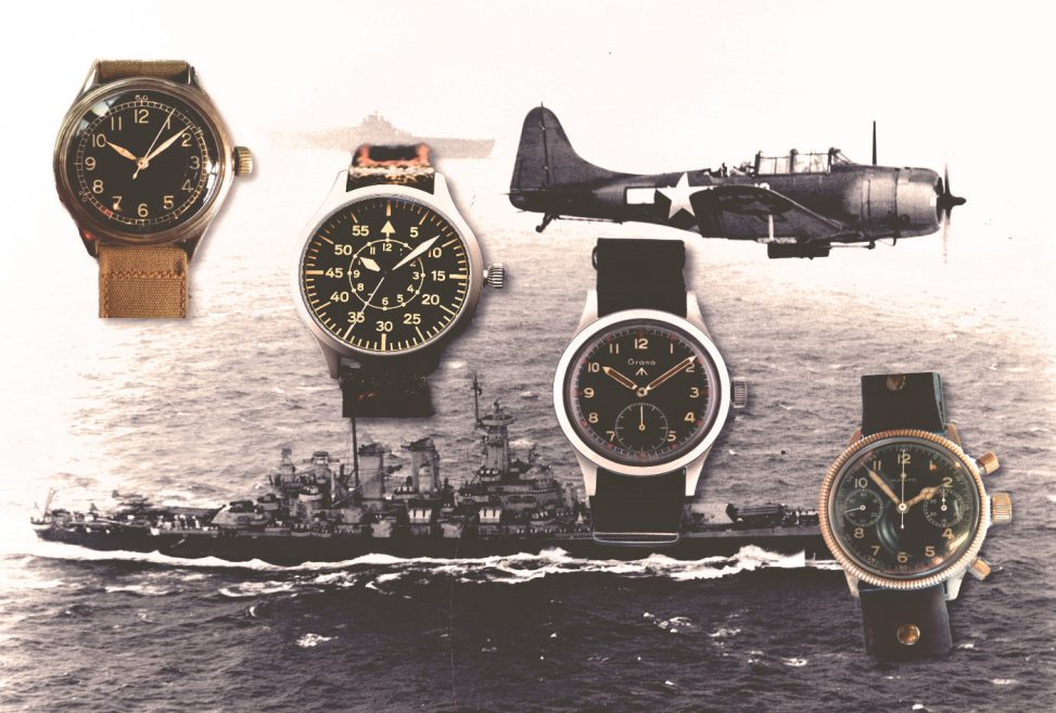 Definitive Guide To Military Watches