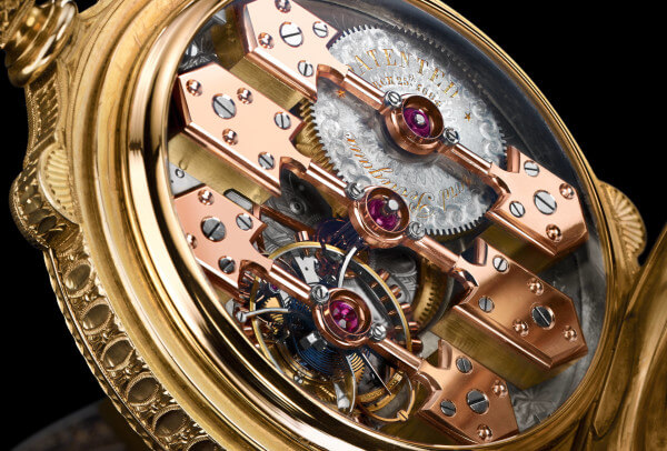 MrWatchMaster Opinion: Iconic Watches – Girard-Perregaux Three Gold Bridges