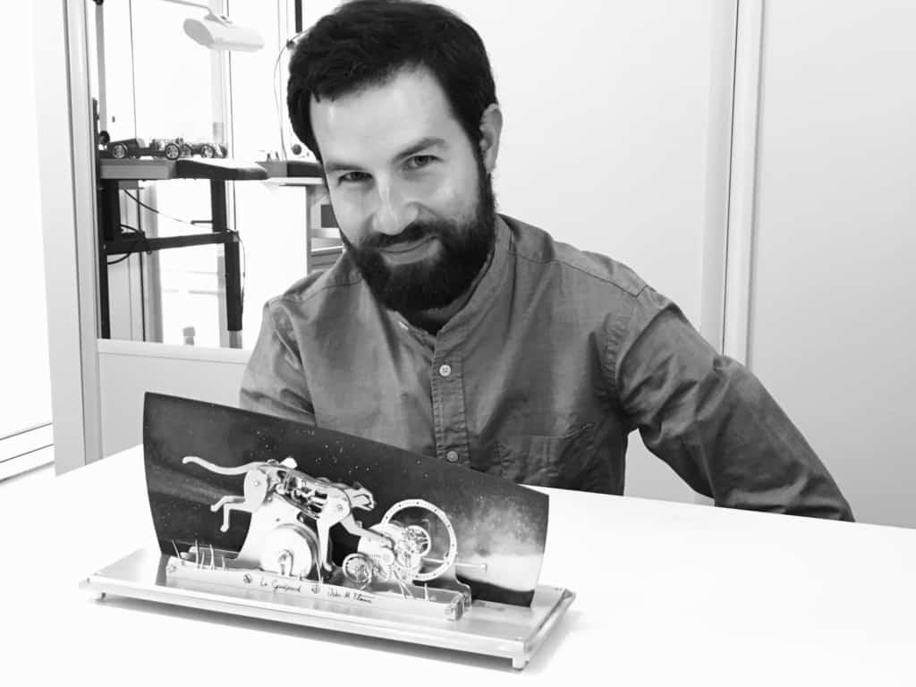 MrWatchMaster Meets…John-Mikaël Flaux