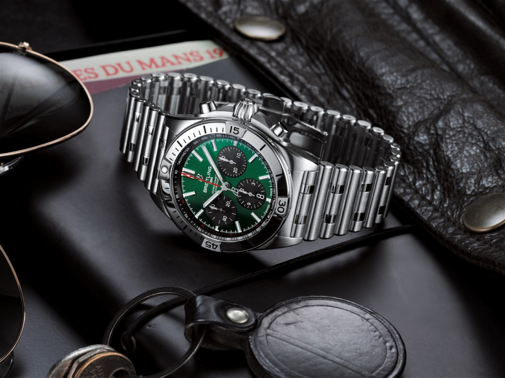 MrWatchMaster Thinks: Innovative Launch Of New Breitling Chronomat