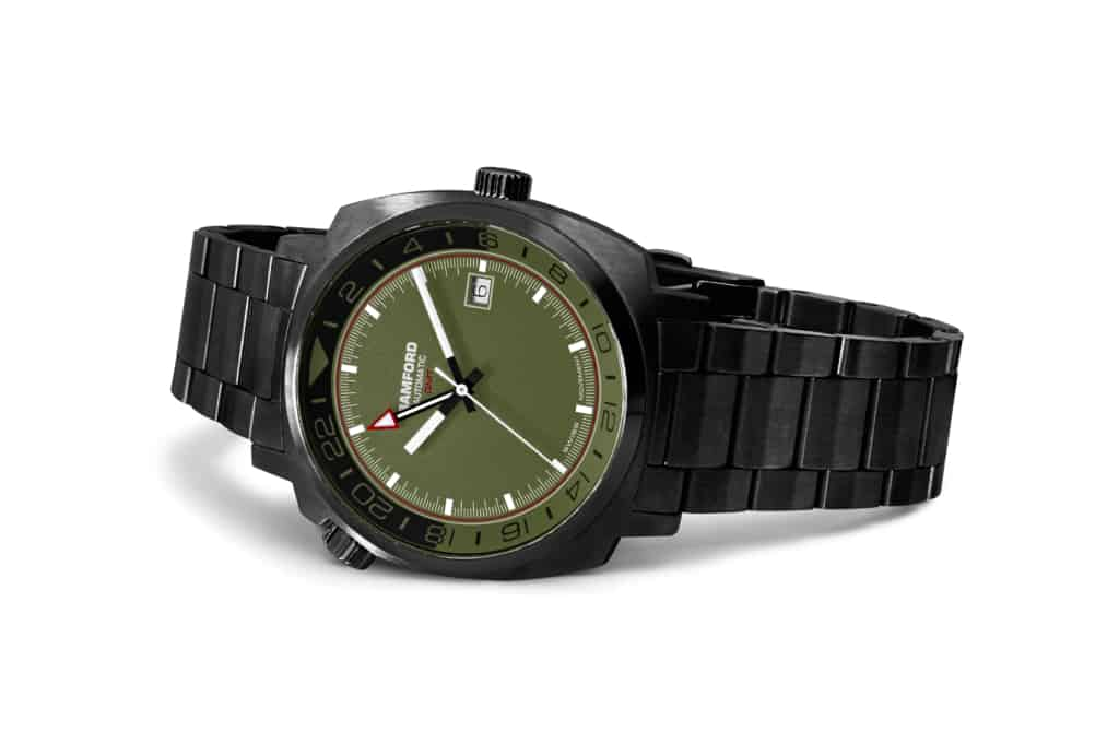 Bamford Goes Commando For New GMT Models