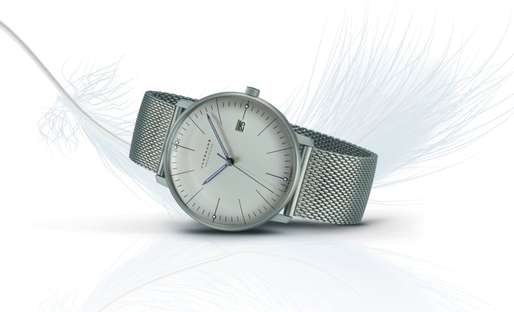Minimalistic Design & Maximum Sustainability From Junghans