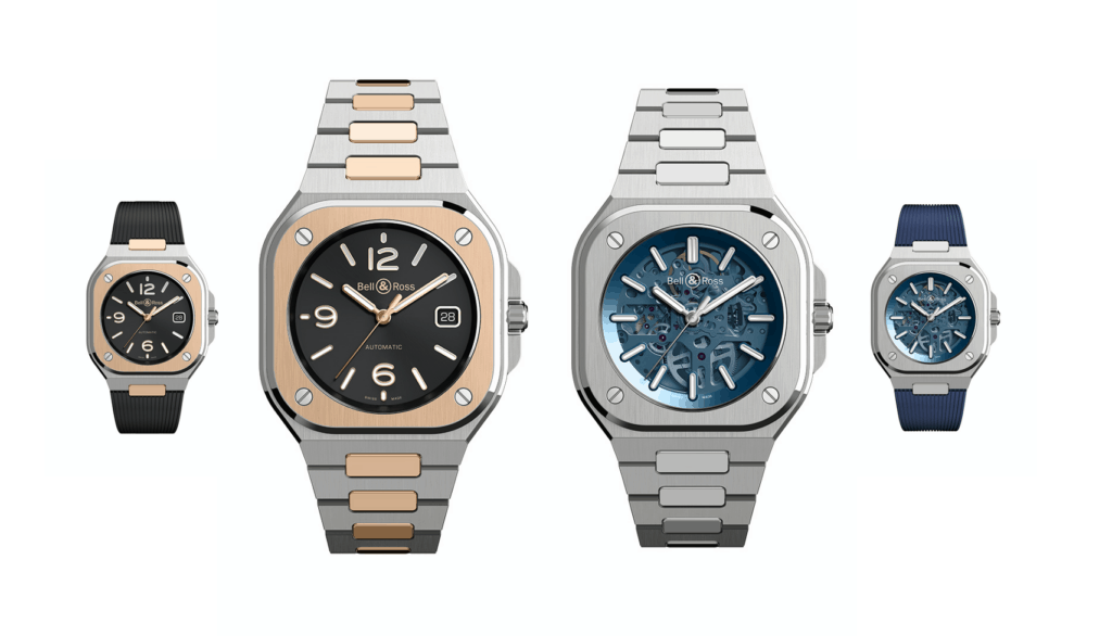 Bell & Ross Adds New Icons