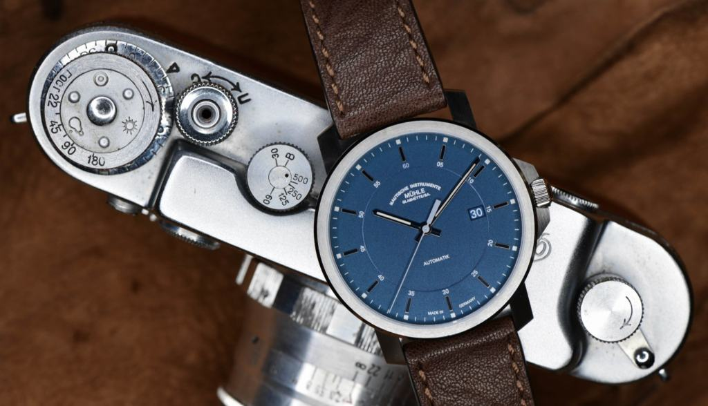 Mühle-Glashütte Makes A Splash