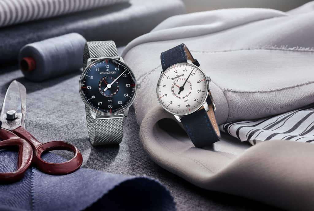 MeisterSinger Adds A New Complication