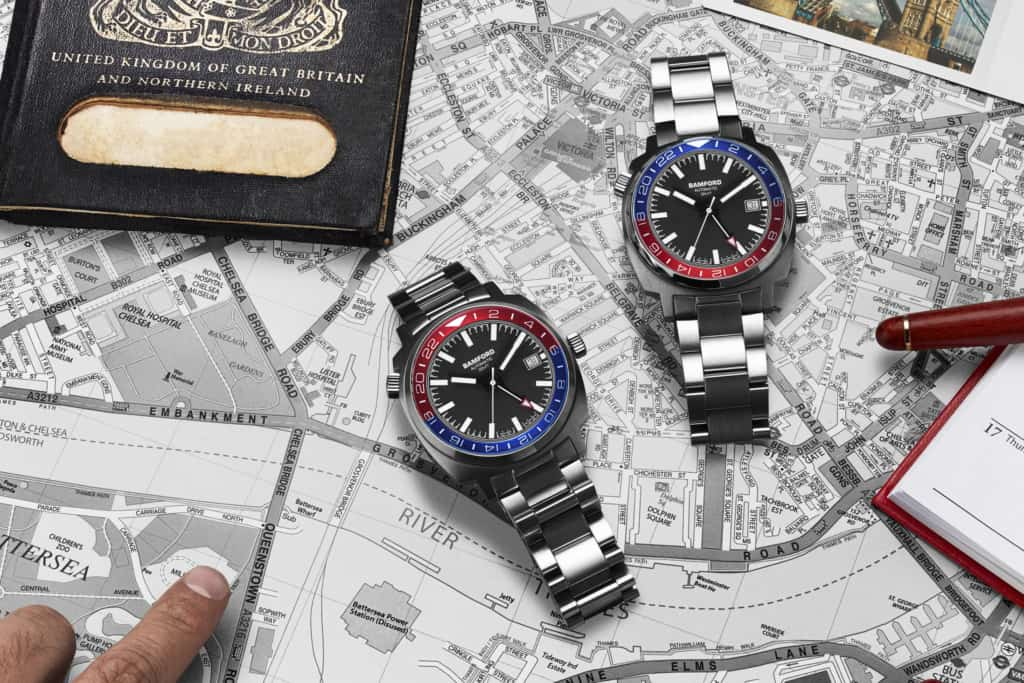 Bamford Adds To GMT Collection