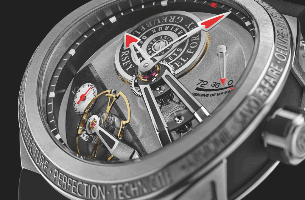 Perfect Balance From Greubel Forsey
