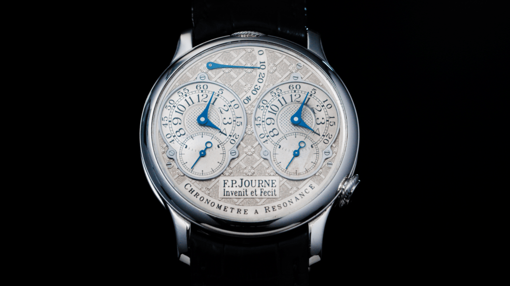 F.P. Journe: Celebrates 20-Years Of Perfect Harmony