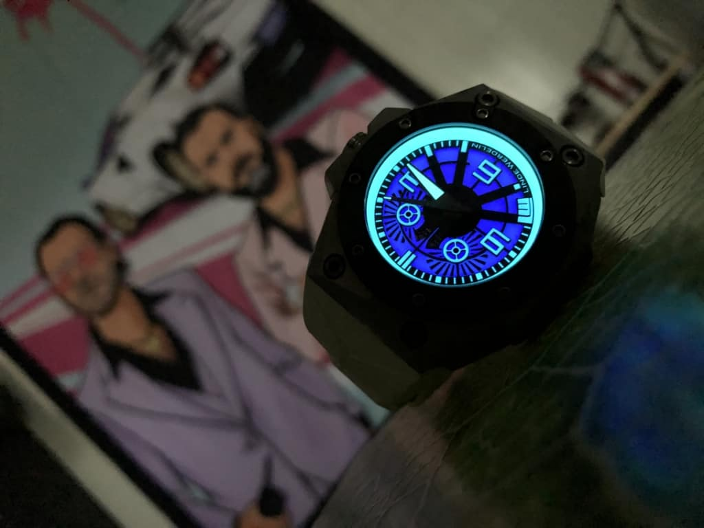 Linde Werdelin Pushing The Lume Boundaries