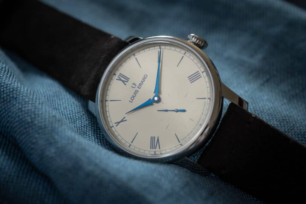 Louis Erard Turns Up The Heat With New Limited Edition