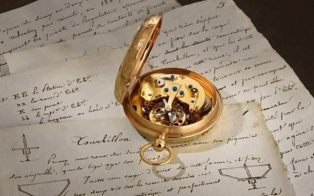 Breguet Celebrates Invention Of The Tourbillon