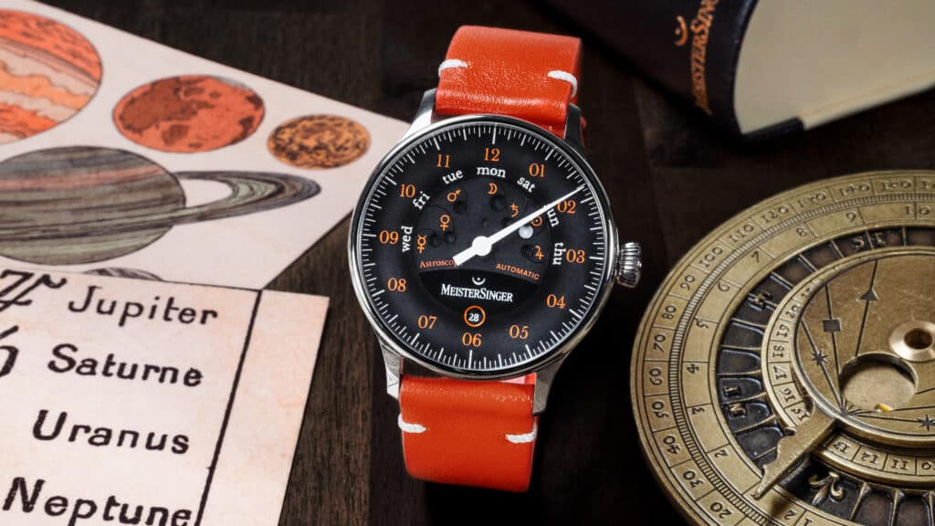 MeisterSinger Launches An Astronomical Spectacle