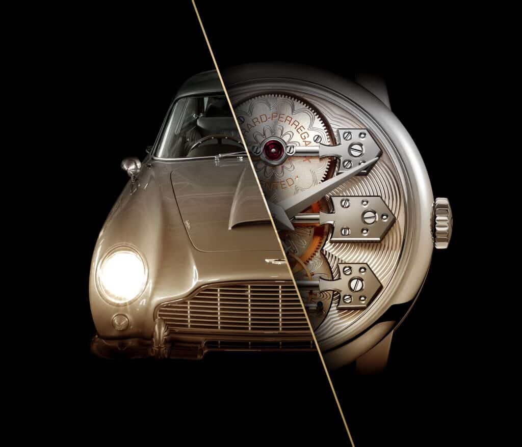 Girard-Perregaux Partners With Aston Martin