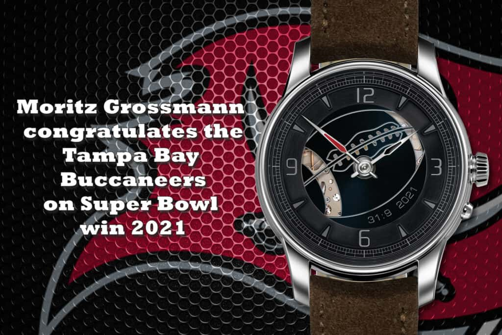 Moritz Grossmann: A Unique Super Bowl Creation