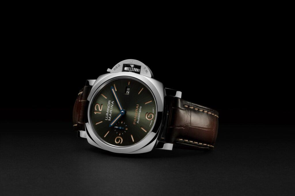 Iconic Panerai Luminor Marina Now In Platinumtech™