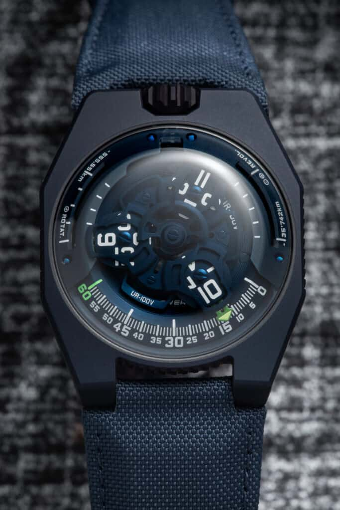URWERK 'Blue Planet' Is Out Of This World
