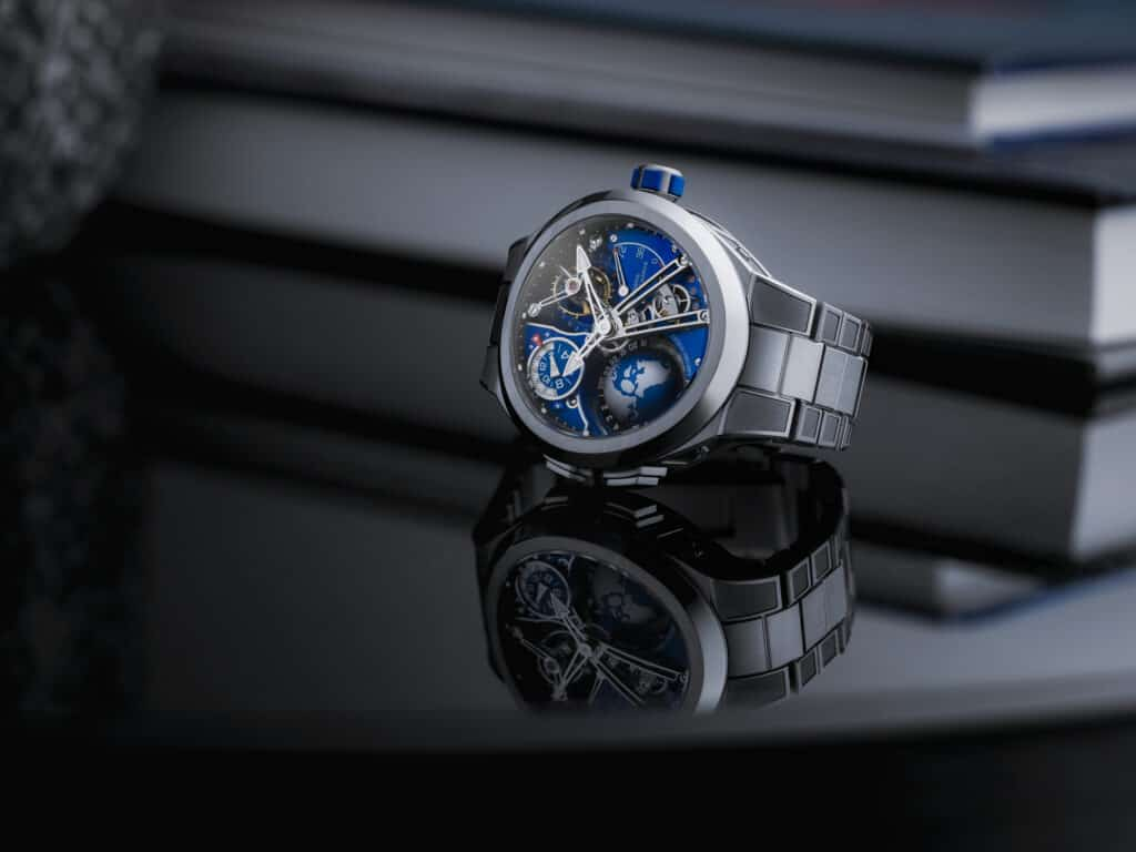 The Art Of The Essential With Greubel Forsey's GMT Sport