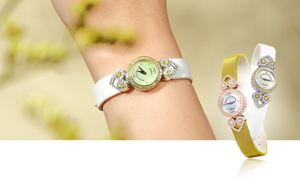Backes & Strauss Celebrate With New Women's Watches