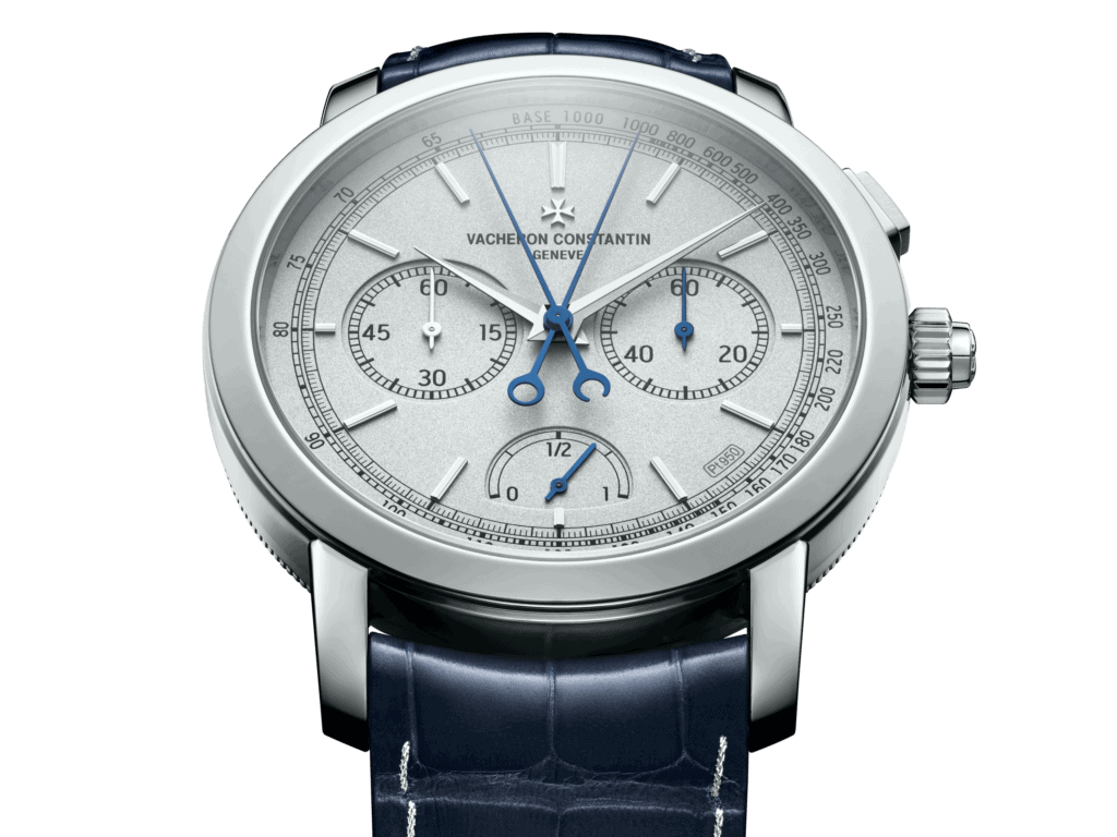 Vacheron Constantin Goes Ultra-Thin For Their Traditionnelle Split-Seconds Chrono