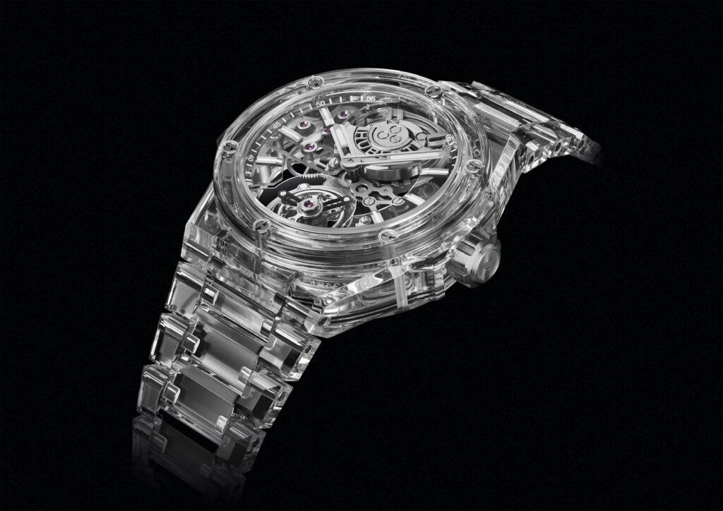 A Clear Statement From Hublot