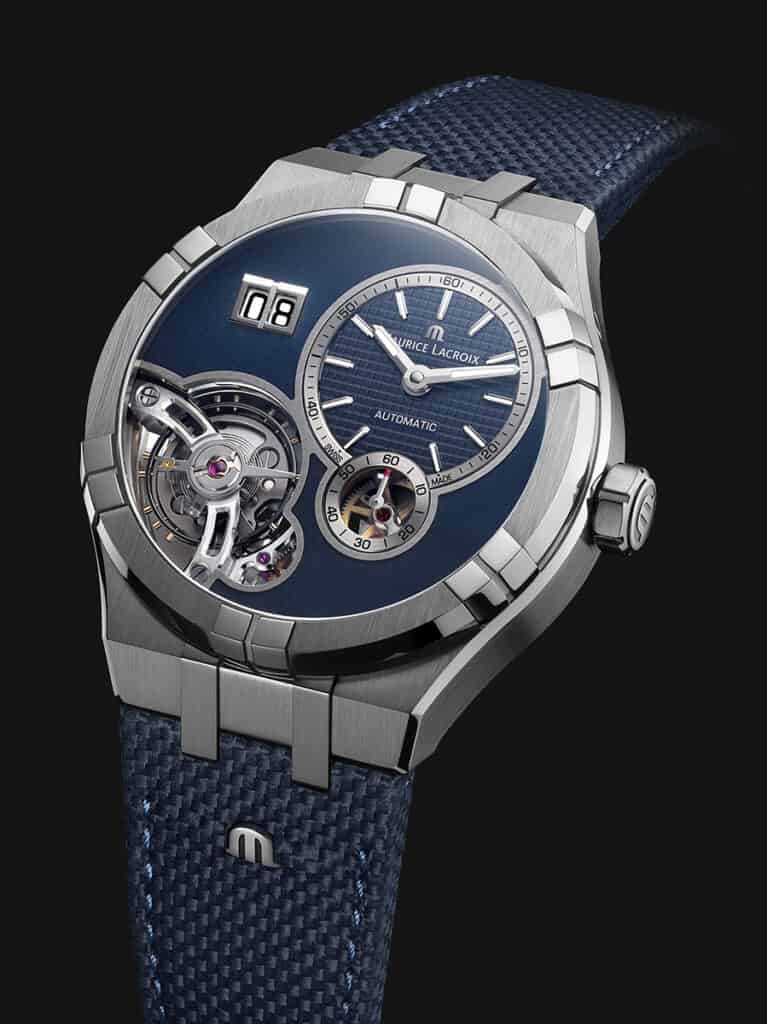 A New Harmony From Maurice Lacroix With AIKON Master Grand Date