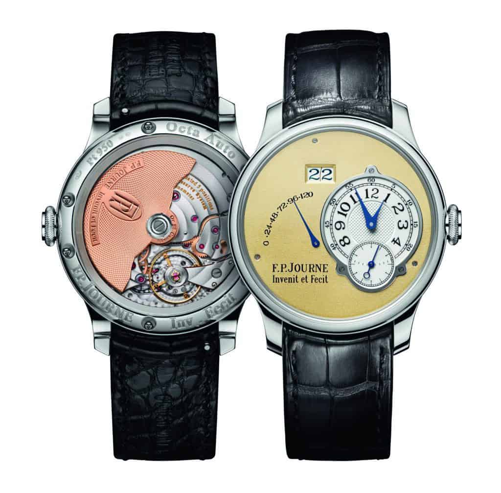 F.P. Journe Celebrates Octa 20th Anniversary