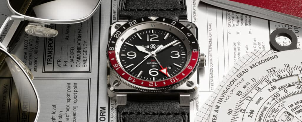 Bell & Ross Focus On Their Passion For Aviation With The BR 03-93 GMT