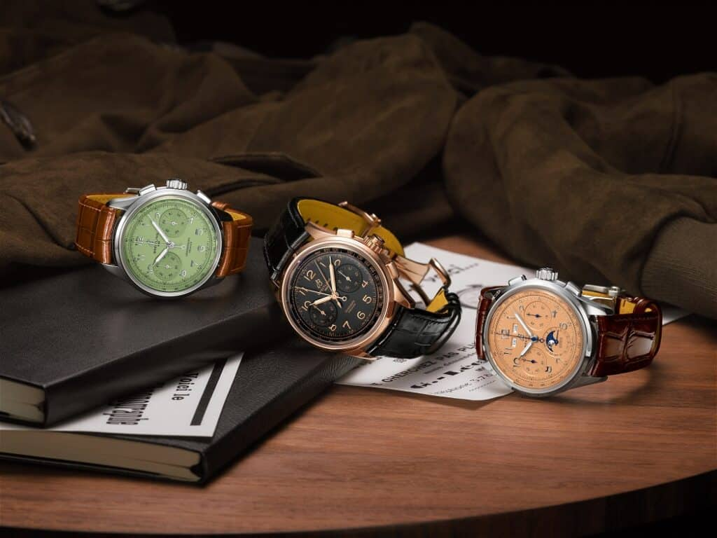 Breitling Revive Their Heritage Collection
