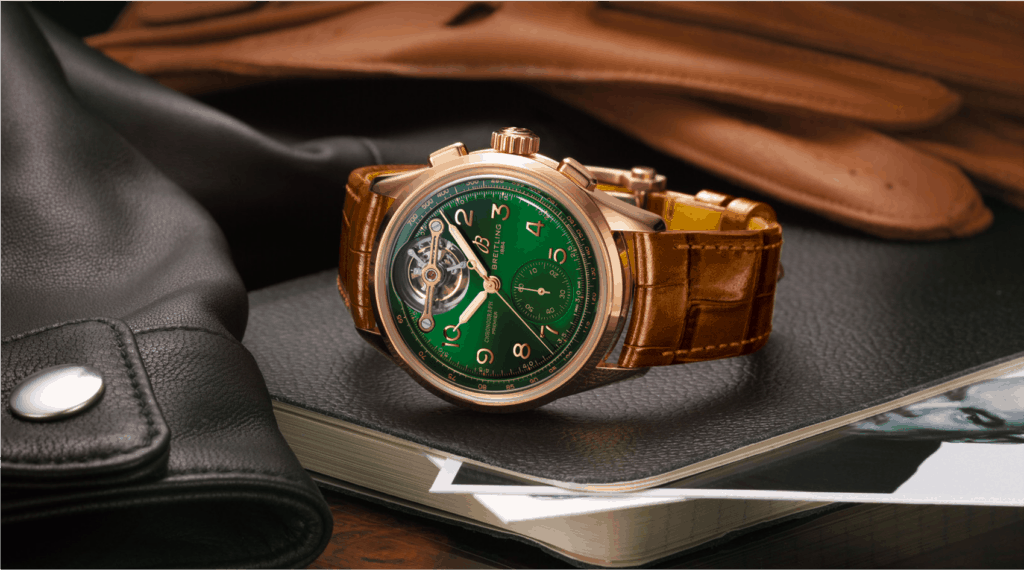 Breitling & Bentley Celebrate With Limited Edition Tourbillon